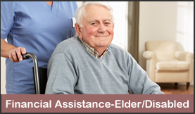 Elder and Disabled Financial Assistance