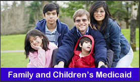 Family and Children's Medicaid